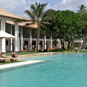 Sri Lanka Honeymoon Packages The Fortress Resort And Spa Pool 2