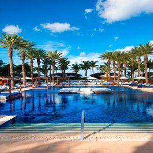 The Cove Pool1 The Cove At Atlantis Bahamas Honeymoons