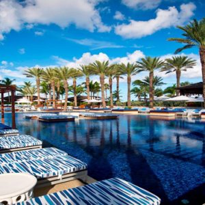 The Cove Pool2 The Cove At Atlantis Bahamas Honeymoons