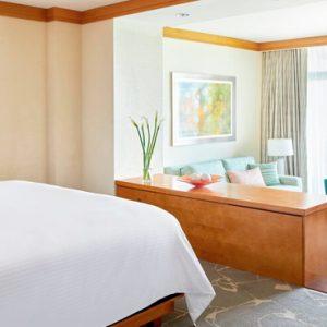 The Ocean Suite (1 King) The Cove At Atlantis Bahamas Honeymoons