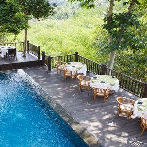 Bali Honeymoon Packages Kayumanis Ubud Dinign Corner Restaurant