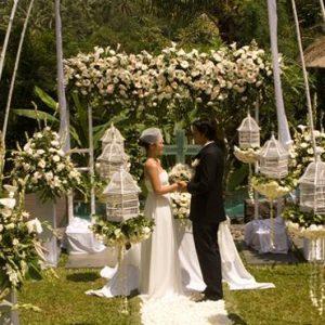 Bali Honeymoon Packages Kayumanis Ubud Garden Theme Wedding