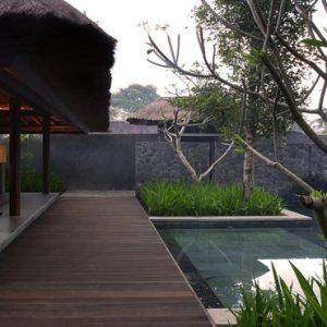 Bali Honeymoon Packages Kayumanis Ubud Pool Deck