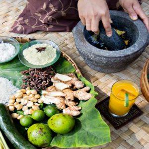 Bali Honeymoon Packages Kayumanis Ubud Spa Ingredients