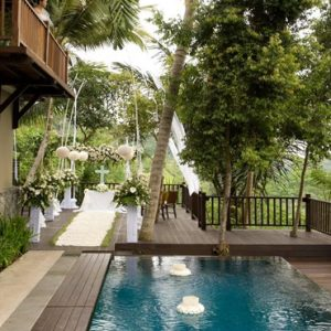 Bali Honeymoon Packages Kayumanis Ubud Wedding By Pool