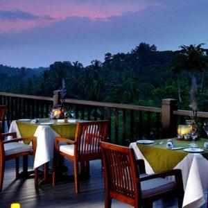 Bali Honeymoon Packages Kayumanis Ubud Alfresco Dining