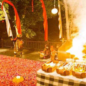 Bali Honeymoon Packages Kayumanis Ubud Bbq Night1