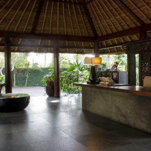 Bali Honeymoon Packages Kayumanis Ubud Lobby