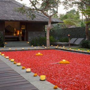 Bali Honeymoon Packages Kayumanis Ubud Private Romantic Candle Night Dining