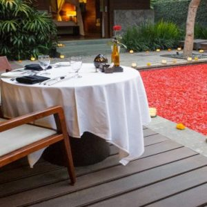 Bali Honeymoon Packages Kayumanis Ubud Private Romantic Dining