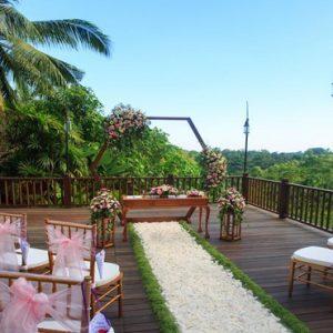 Bali Honeymoon Packages Kayumanis Ubud Wedding On Terrace