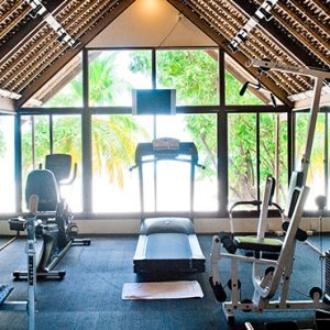 Gym Banyan Tree Vabbinfaru Luxury Maldives Holidays