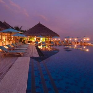 Maldives Honeymoon Packages Anantara Veli Maldives Resort Pool