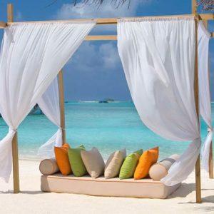 Maldives Honeymoon Packages Anantara Veli Maldives Resort Beach Cabana