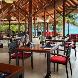 Maldives Honeymoon Packages Anantara Veli Maldives Resort Fushi Cafe