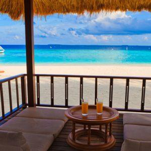 Maldives Honeymoon Packages Banyan Tree Vabbinfaru Beachfront Pool Villa 2