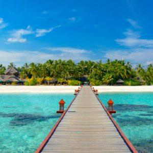 Maldives Honeymoon Packages Banyan Tree Vabbinfaru Bridge View