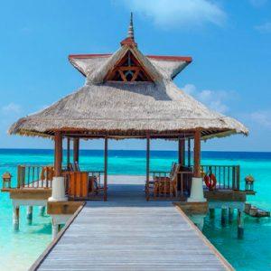 Maldives Honeymoon Packages Banyan Tree Vabbinfaru Daytime Room View