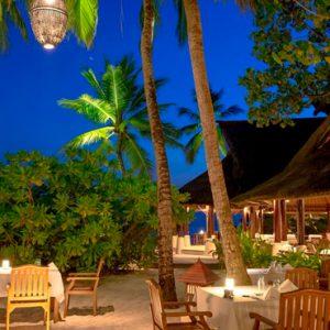 Maldives Honeymoon Packages Banyan Tree Vabbinfaru Night Dining
