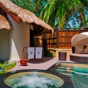 Maldives Honeymoon Packages Banyan Tree Vabbinfaru Oceanview Pool Villa