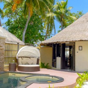 Maldives Honeymoon Packages Banyan Tree Vabbinfaru Private Pool 2
