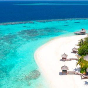 Maldives Honeymoon Packages Banyan Tree Vabbinfaru Room Exterior 2