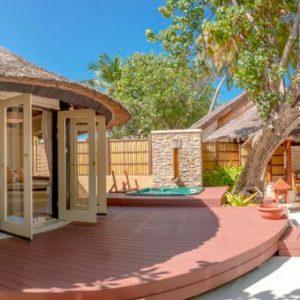 Maldives Honeymoon Packages Banyan Tree Vabbinfaru Spa Sanctuary Pool Villa