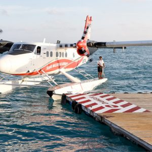 Maldives Honeymoon Packages Conrad Maldives Rangali Island Arrive By Seaplane