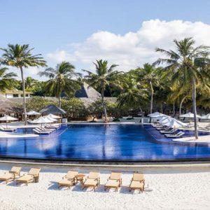 Maldives Honeymoon Packages Conrad Maldives Rangali Island Main Pool