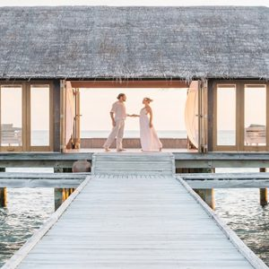Maldives Honeymoon Packages Conrad Maldives Rangali Island Overwater Spa