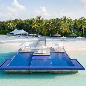 Maldives Honeymoon Packages Conrad Maldives Rangali Island Pool Over The Water
