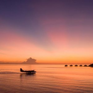 Maldives Honeymoon Packages Conrad Maldives Rangali Island Sunset