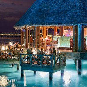 Maldives Honeymoon Packages Conrad Maldives Rangali Island Sunset Grill1