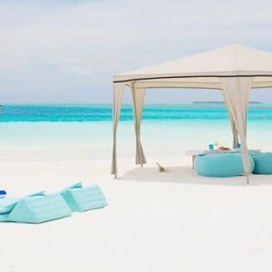 Maldives Honeymoon Packages Conrad Maldives Rangali Island Dining On Beach