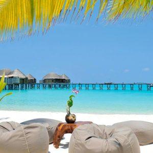 Maldives Honeymoon Packages Constance Halaveli Resort Beach Views