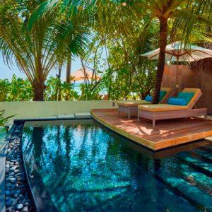 Maldives Honeymoon Packages Constance Halaveli Resort Beach Villa