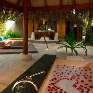 Maldives Honeymoon Packages Constance Halaveli Resort Beach Villa 2