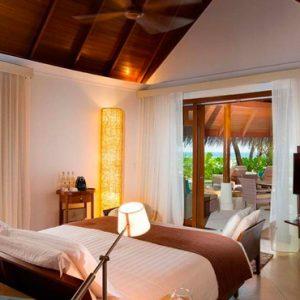 Maldives Honeymoon Packages Constance Halaveli Resort Bedroom