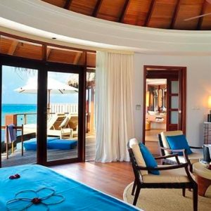 Maldives Honeymoon Packages Constance Halaveli Resort Bedroom 2