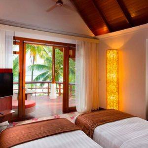 Maldives Honeymoon Packages Constance Halaveli Resort Double Storey Beach Villa