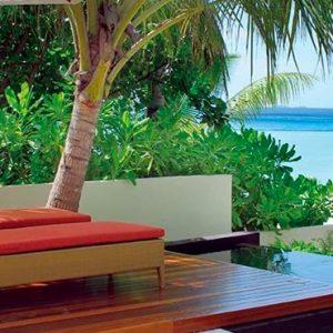 Maldives Honeymoon Packages Constance Halaveli Resort Double Storey Beach Villa 1