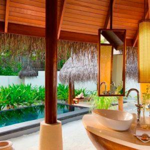 Maldives Honeymoon Packages Constance Halaveli Resort Family Villa