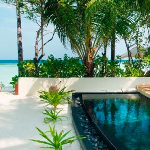 Maldives Honeymoon Packages Constance Halaveli Resort Family Villa 1