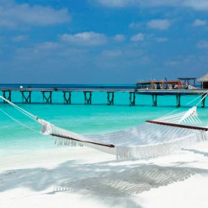 Maldives Honeymoon Packages Constance Halaveli Resort Hanging Bed