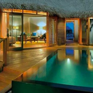 Maldives Honeymoon Packages Constance Halaveli Resort Infinity Pool