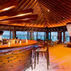 Maldives Honeymoon Packages Constance Halaveli Resort Jahaz Bar