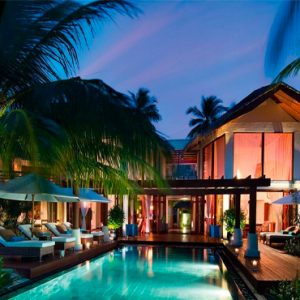 Maldives Honeymoon Packages Constance Halaveli Resort Presidential Villa 2