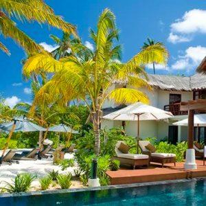 Maldives Honeymoon Packages Constance Halaveli Resort Presidential Villa Exterior 1