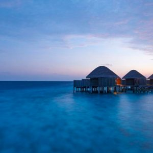 Maldives Honeymoon Packages Constance Halaveli Resort Room Exterior