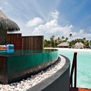 Maldives Honeymoon Packages Constance Halaveli Resort Room Exterior 2